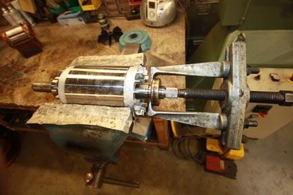 Pump repairs aes rewinds ltd for Electric motor repair company